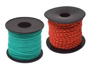 Maurerschnur aus Polyester geflochten