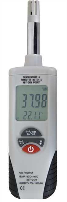 Thermohygrometer Economy