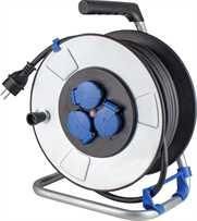 Kabeltrommel Eco 230V/16A 1,5 mm² | 40 m
